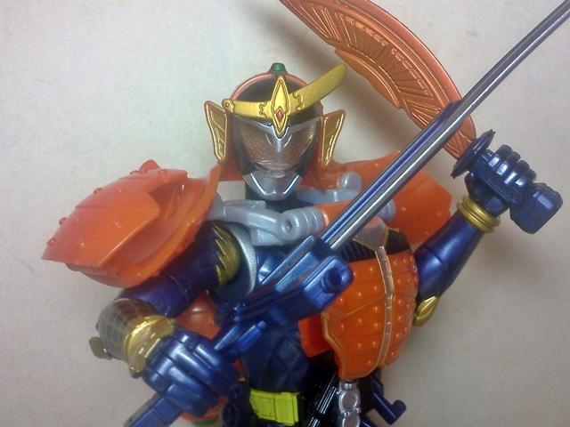 AC01 鎧武01