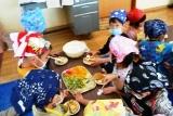 ケーキ作り (8)