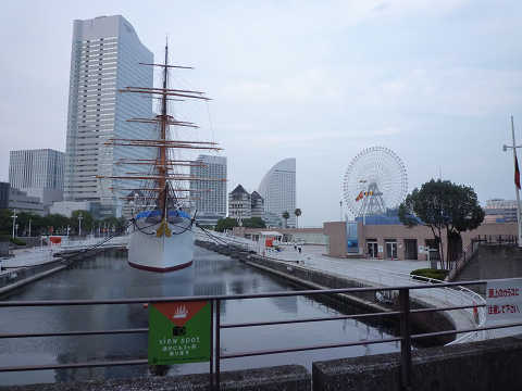 日本丸view spot