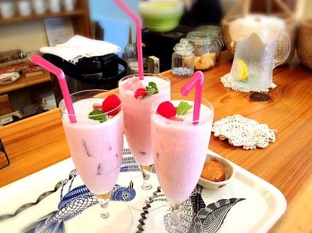 Uchi Cafe④