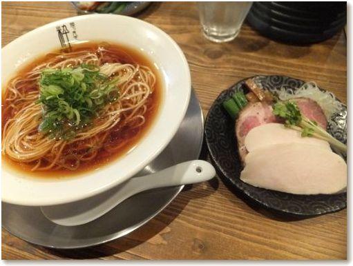 麺's食堂 粋蓮さんの年越しらぁ~麺(しょう油)♪