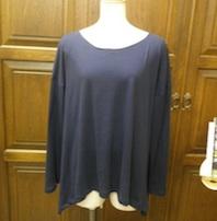 13よしiTシャツ紺