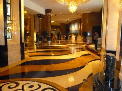 ●ホテルロビー