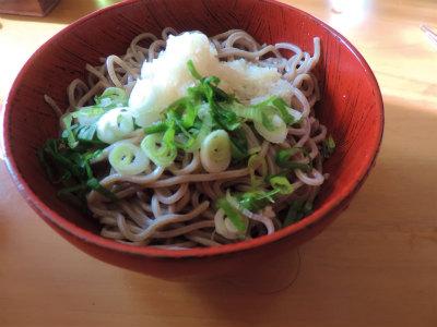 蕎麦WITHオロチ大根