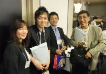 明石洋子さん祝賀会_明石組集合?