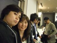 明石洋子さん祝賀会_明石組集合!