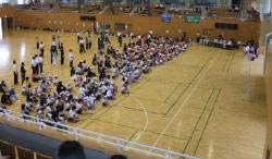 合同学習会運動会開会式