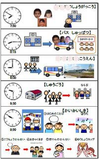 合同運動会_しおり1