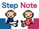 サポートブック「Step Note」