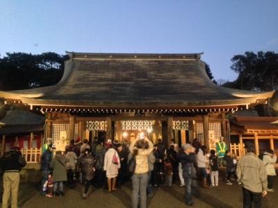 氷川神社④