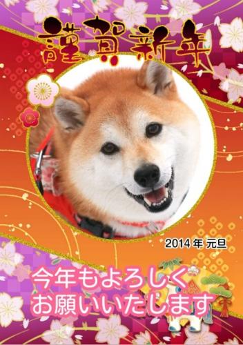 2014謹賀新年