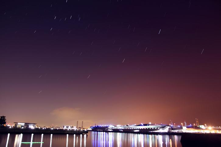 20130518大桟橋とカシオペヤ-2a
