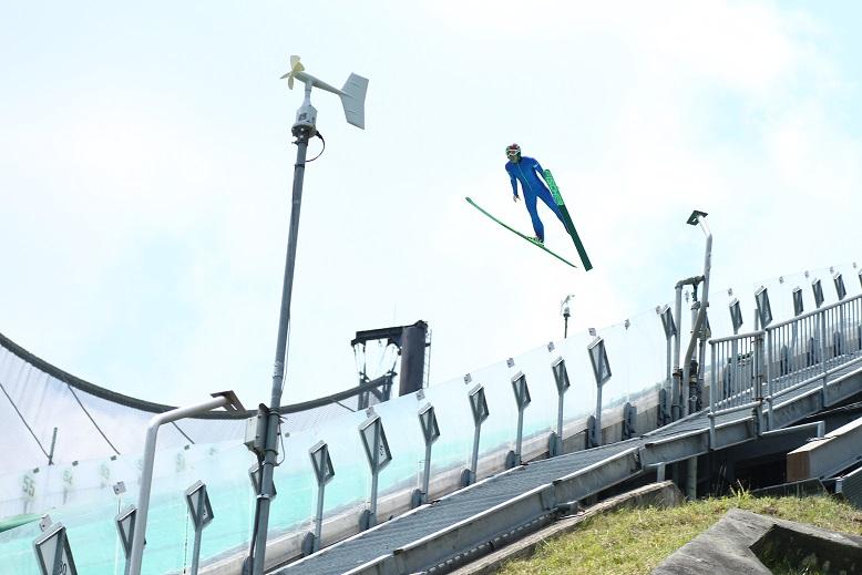20130608長野ジャンプ競技場a