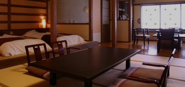 623奈良屋客室