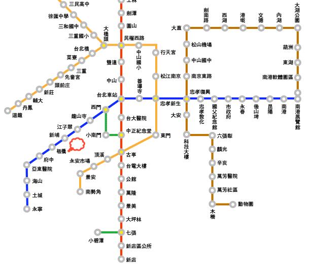 720板橋路線図