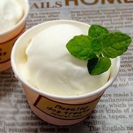 豆乳アイス(ミルク)