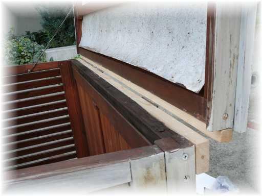20130916屋外ゴミ箱修理5