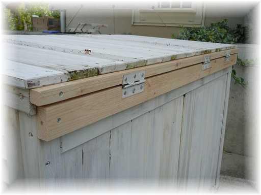 20130916屋外ゴミ箱修理4