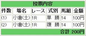 20130824アドマイヤビジン