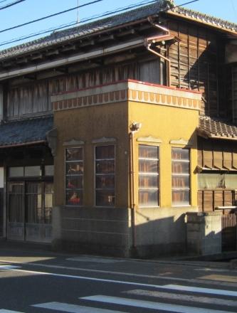 旧東海道沿いの商店②
