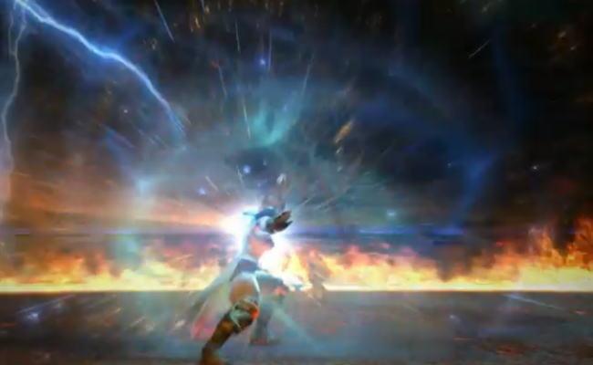 光の戦士8