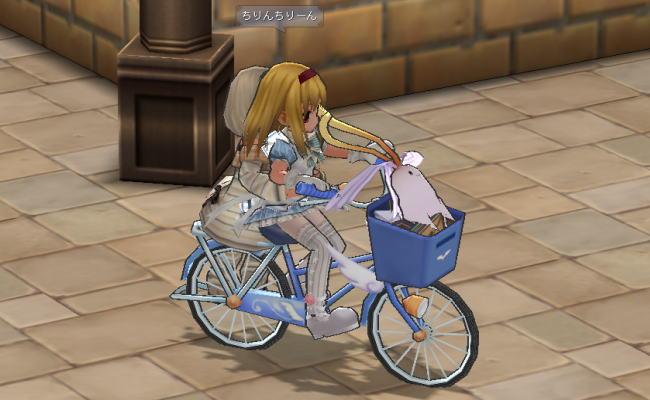 つながる世界を自転車で。10
