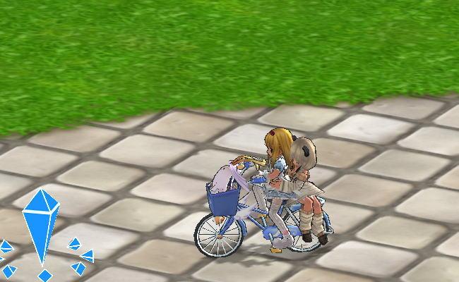 つながる世界を自転車で。16