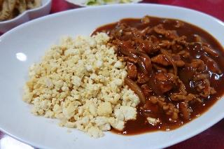 豆腐でハヤシライス0926
