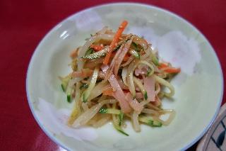もやしの中華サラダ1004