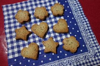 紅茶のクッキー1008