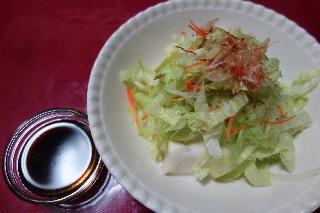 豆腐サラダ1024