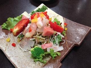 海鮮サラダ1019