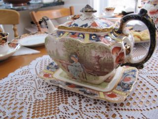 Tea cap
