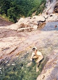 カムイワッカ温泉