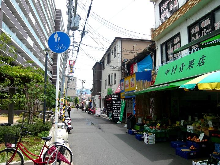八尾商店街2