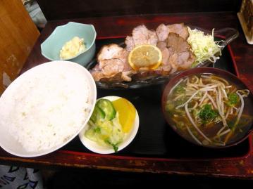 竹生焼き豚2