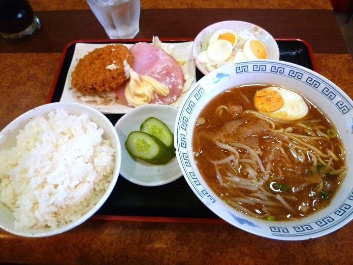 丸吉食堂1