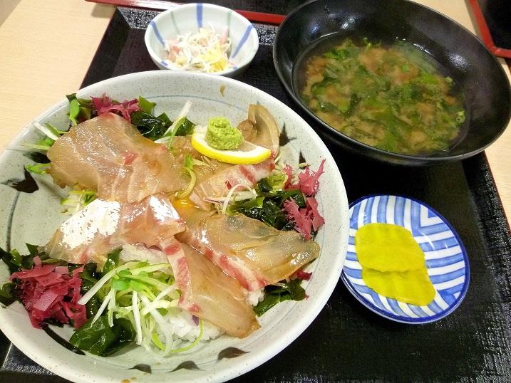 ゆ~がに海鮮丼2