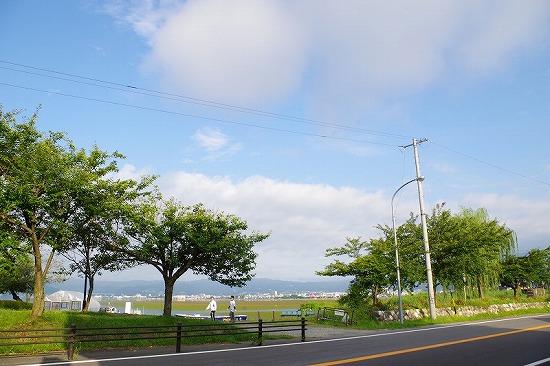 諏訪湖 1