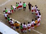 サッカー夏季大会 001