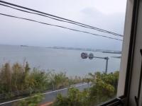 いぶたま車窓から見た石油基地131213
