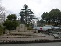 知覧特攻隊員の銅像131213