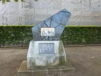 鳥浜トメさんの碑131213