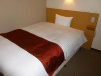ホテルアービック鹿児島のベッド131213