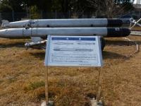 鹿屋基地史料館の魚雷131214