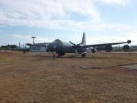 鹿屋基地史料館のP-2J対潜哨戒機131214