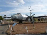 鹿屋基地史料館のP-2J対潜哨戒機アップ131214