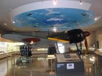 鹿屋基地史料館の零戦と栄エンジン131214