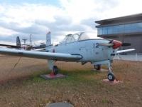 鹿屋基地史料館のT-34Aメンター131214