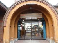鹿屋航空基地内の売店131214